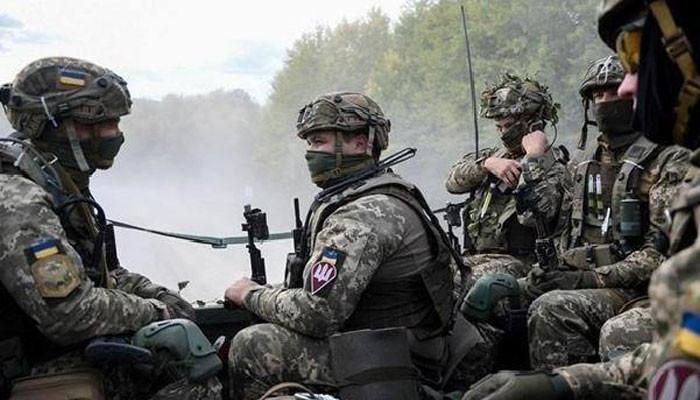 Украинские военные оказались окружены в одном из районов Карабаха