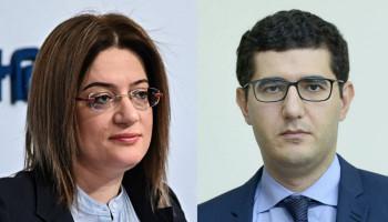 Վարչապետի որոշմամբ՝ 2 փոխնախարար ազատվել է պաշտոնից