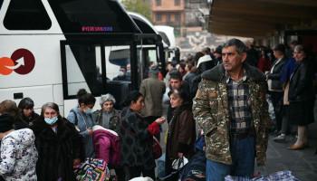 В Нагорный Карабах вернулись свыше 17 тыс. беженцев