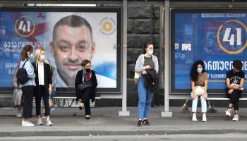 Очередной антирекорд в Грузии: за сутки выявлено 4 780 новых случаев коронавируса