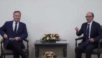 Глава МИД Армении встретился с Госсекретарем МИД Франции