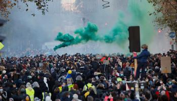 Fransa sokakları karıştı