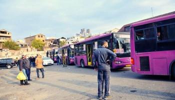 Դեպի Ստեփանակերտ անվճար ուղևորվող ավտոբուսները վաղը չեն մեկնի