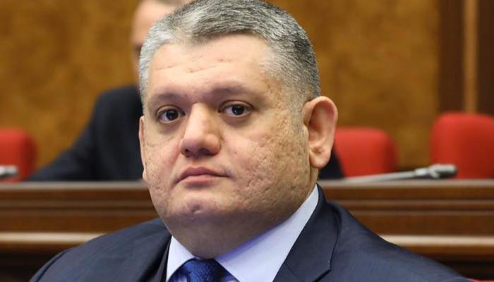 Гор Геворкян: Я принял решение выйти из фракции «Мой шаг»