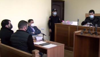 Նարեկ Սարգսյանն ընդունեց իրեն առաջադրված մեղադրանքները