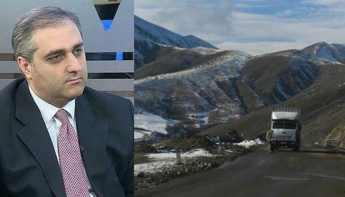 Айк Мартиросян: По дороге в Кашатаг похищены армяне