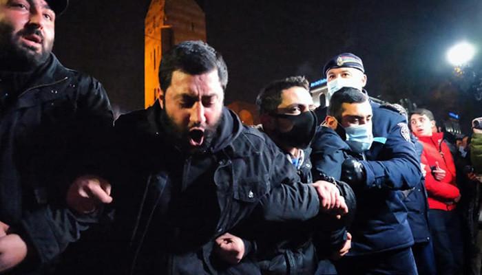 Բերման է ենթարկվել ակցիայի 43 մասնակից. ՀՅԴ ՀԵՄ