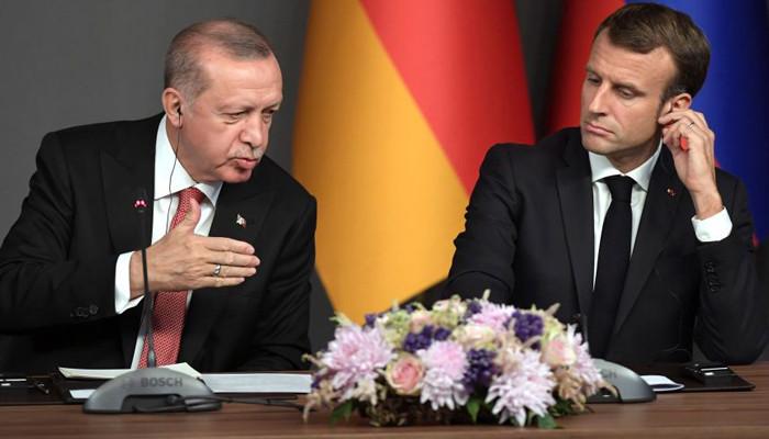 """""""Лишилась доверия"""". Эрдоган раскритиковал Францию за КарабахЛишилась доверия"""". Эрдоган раскритиковал Францию за Карабах"""