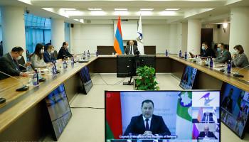 Выступление Никола Пашиняна на заседании Евразийского межправительственного совета