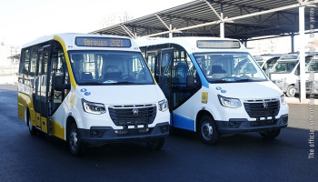 Փոքր տարողության ավտոբուսները երևանյան փողոցներում կհայտնվեն 2021-ի հունվարից
