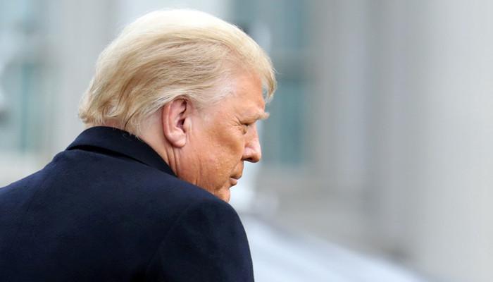 Kongre kararı sonrası Trump'tan ilk açıklama