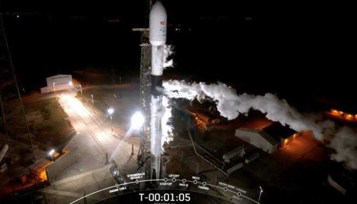#SpaceX-ը արձակել է թուրքական Turksat 5A կապի արբանյակը