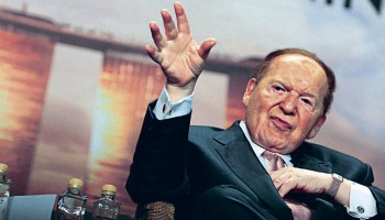 Sheldon Adelson Dies at 87, a Giant in the Casino-Resort Industry