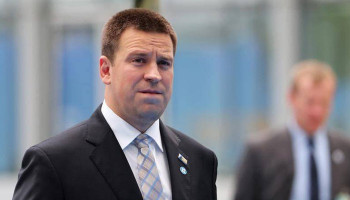 Estonian Prime Minister announced his resignation