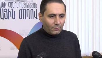 Արման Աբովյանը պարզաբանում է՝ ինչու ԲՀԿ-ն չի մասնակցում Արա Այվազյանի հետ հանդիպմանը
