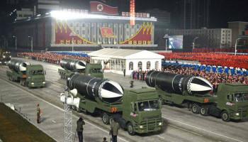 Հյուսիսային Կորեան ցուցադրել է «աշխարհի ամենահզոր զենքը»