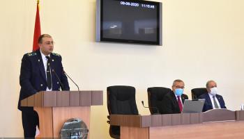 Преждевременно прекращены полномочия генпрокурора Арцаха