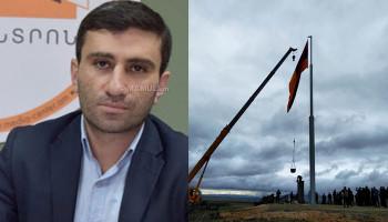 «Հայաստանում 2 բարձրադիր դրոշներ կան». Դերենիկ Մալխասյան