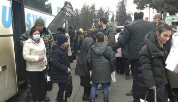 За сутки в Арцах вернулись около 190 человек