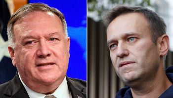 US calls for Navalny's immediate release, secretary of state says