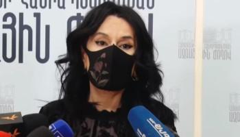 Наира Зограбян: Я не откажусь от использования слова «отбросы»