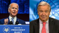 Biden sent a letter to the UN Secretary General about returning to the WHO