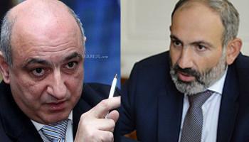 Борис Навасардян: Проблема вовсе не в том, что Пашинян поставил под сомнение армянское наследие Шуши