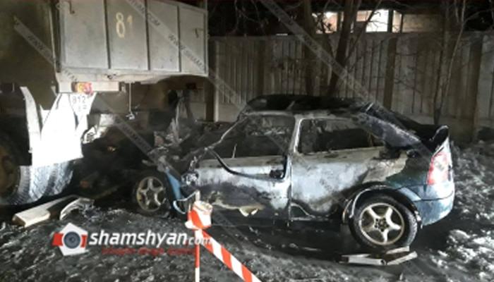 Գյումրիում տեղակայված ՌԴ ռազմաբազայի 25-ամյա զինծառայողի մոխրացած դին հայտնաբերվել է Opel-ում