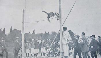 1912թ. հունիսի 3-ին Կ.Պոլսում տեղի է ունեցել համահայկական 2-րդ օլիմպիադան