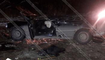 Ավտոեքենան կամրջից ցած է ընկել. 32-ամյա վարորդը մահացել է