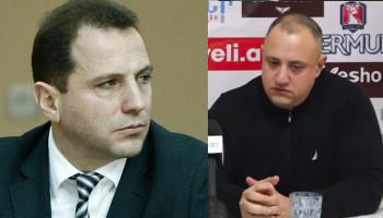 Мигран Акопян: Давид Тоноян делает жалкую попытку самооправдания