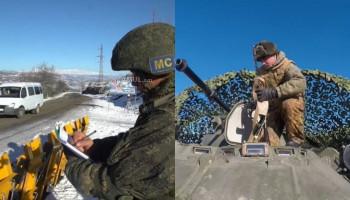 Российские миротворцы проводят регулярные тренировки по антитеррору