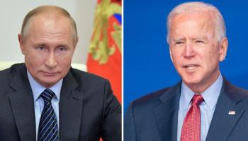О чем говорили Путин и Байден