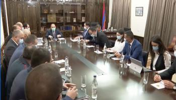 Никол Пашинян: Мы должны построить Гюмри по-новому