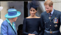 Harry and Meghan not returning as working members of Royal Family