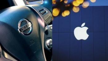 Apple и Nissan вели переговоры о беспилотном автомобиле, сообщили СМИ