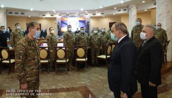 Генштаб Армении потребовал отставки премьер-министра Никола Пашиняна
