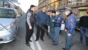 Կրկնակի վրաերթ` «Երևան սիթի»-ի դիմաց․ կա զոհ և վիրավոր