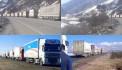 Порядка 1000 грузовиков застряли на КПП «Верхний Ларс»