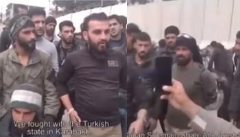 Турецкие наемники жалуются, что не получили обещанные за войну в Карабахе деньги