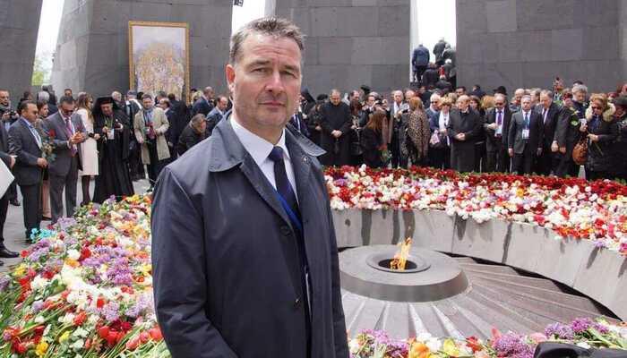 Депутат Бундестага: «Призываю турецкое правительство признать Геноцид армян»