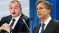 Secretary Blinken's Call with Azerbaijani President Aliyev