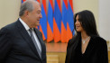Thank you President Sarkissian for always taking the time to educate me further on Armenia. Kim Kardashian