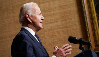 Biden has notified Congress the administration allowing U.S. assistance to Azerbaijan
