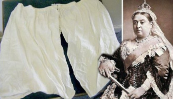 Bizarre museum forced to auction exhibits including Queen Victoria's knickers