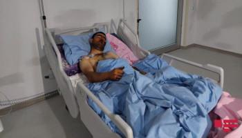 В Гетабеке два жителя Азербайджана подорвались на мине