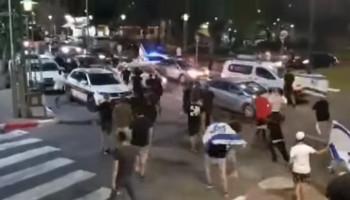 Столкновения между арабами и евреями в Тверии, есть раненые