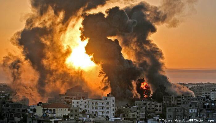 По Израилю выпустили около 1600 ракет с начала обострения конфликта