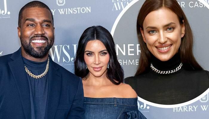 Kanye West and Irina Shayk spark dating rumours after Kim Kardashian divorce․ #DailyMail
