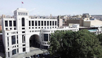 Statement of the Foreign Ministry of Armenia regarding the criminal prosecution against the Armenian prisoners of war by Azerbaijan